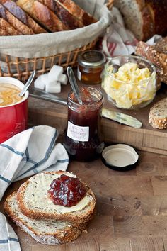 Apple Blueberry Jam! by aisha.yusaf, via Flickr