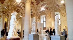 Na Janelinha para ver tudo: Fique por dentro das coleções do Louvre