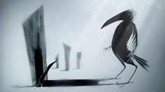 Wrony. Niezwykła mieszanka grozy i baśni Cool Animations, Abstract, Artwork, Movies, Summary, Work Of Art, Auguste Rodin Artwork, Films, Artworks