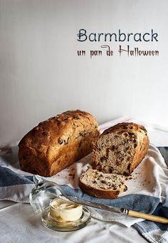 Barmbrack, un pan de Halloween   Recetas con fotos paso a paso El invitado de invierno