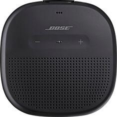 Bose - SoundLink Micro Bluetooth speaker - Black #bestbuy #tech #wishlist