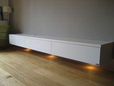 Image result for besta tv meubel hack