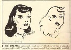 In 1947 the magazine LIFE asked cartoonists of famous cartoon characters to illustrate the portraits they had plotted hundreds of times but blindfolded. Isaac Newton, Fantasy Magic, Pin Up, Indian Funny, Up Book, Amazing Drawings, Art Drawings, Humor Grafico, Illustrations
