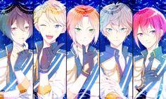 Ensembles stars knights