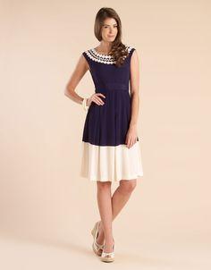 Claudia Rik Rak Dress