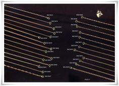 brass chain 2