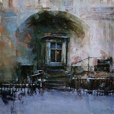 Artist - Tibor Nagy Slovak Painter.