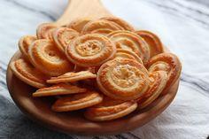 Inga: Ropogós sajtos csiga