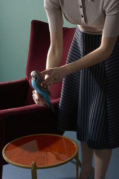 Nieuwe collectie Pode onder de hoede van Roderick en Claire Vos. photography : Arjan Benning