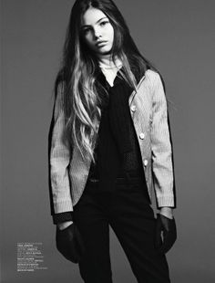 #born in 2001: thylane blondeau by stian foss for jalouse april 2014