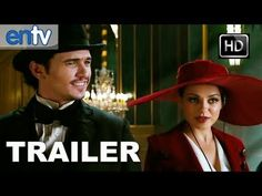 Oz the Great and Powerful Trailer #2 HD]: James Franco, Mila Kunis And Rachel Weisz