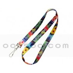 8b7bb0561 Advertising Logo Printed Multicolor Polyester Lanyard For Sale -  OL1501052919 Advertising Logo, Lanyards, Personalized