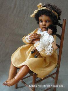 Авторские Куклы Джейн Брэдбери  (Jane Bradbury).