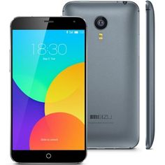 "Vi Meizu MX4 Android 4G, 32GB, 5,36"", 20.7MP, Octa-core, 2GB RAM Cinza + Vi Drive"