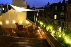 Galleria foto - Come illuminare un terrazzo Foto 13
