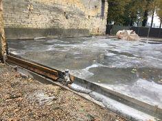 Definitieve betonvloer 15 oktober 2016
