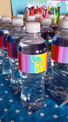 Mineraal Water Bottles