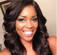 7A Brazilian Virgin Hair Loose Wave   http://www.sishair.com/product/7a-brazilian-virgin-hair-loose-wave/