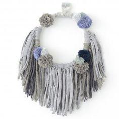 Minalulu Traumfänger, blau-grau