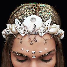 seashell crown | Tumblr