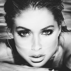 Doutzen Kroes Learn more ways how to be more fabulous in your life: http://fabfiercefreedom.com/
