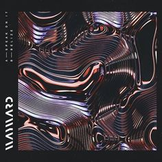 Design Trends 2019 - Chromatic Graphics - 15 Beautiful Examples - 2019 Design Trends – Chrome Chromatic Graphic Design – Wayward ep by Samuel Burgess-Johnson - Poster Design, Graphic Design Posters, Graphic Design Inspiration, Typography Design, Design Art, 90s Design, Logo Design, Graphic Designers, Modern Design
