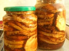 Home Canning, Preserves, Celery, Pickles, Cucumber, Recipies, Food And Drink, Cooking, Desserts