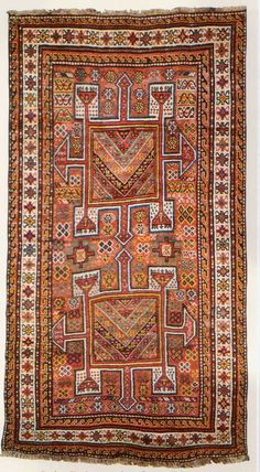 Quchan Kurdish rug, early 20th century