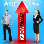 Actually grow taller. I know the Doctor's clinic in Canada where this was developed.   Been around for 8 years now.