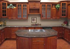 Remarkable 15 Best Hardware For Cherry Cabinets Images In 2014 Cherry Home Remodeling Inspirations Basidirectenergyitoicom