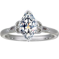 Beautiful Engagement Ring - Celtic Love Knot -  Ta me chom... from: http://www.brilliantearth.com/Celtic-Love-Knot-Ring-White-Gold-BE1CK1-6013/?show_setting_tab=true