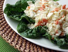 Cole Slaw (Kohl-Karotten-Salat)