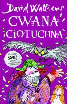 Cwana ciotuchna - Książki