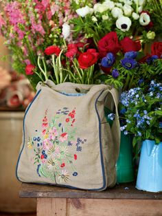 From the Cath Kidston Magazine issue 2 SS11