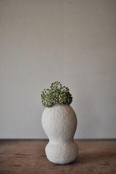 Flower vase 8 by Yoko Komae