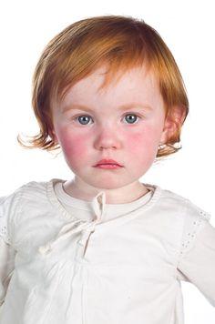 Ginger of the Month: November 2013 Ginger Kids, Ginger Babies, Cute Little Girls, Cute Kids, Cute Babies, Baby Kids, Kids Girls, Beautiful Red Hair, Beautiful Redhead