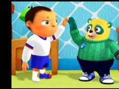 The theme song from Special Agent Oso on Playhouse Disney. Special Agent, Theme Song, Disney Channel, Play Houses, How To Find Out, Singing, Songs, Youtube, Fictional Characters