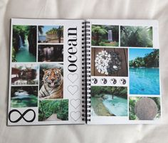 Summer Scrapbook shared by p u r e ♡ on We Heart It Tumblr Scrapbook, Notebook Collage, Cute Notebooks, Wreck This Journal, Smash Book, Journal Inspiration, Journal Ideas, Diy And Crafts, Artsy