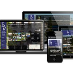 Responsive Real Estate Web Design #WebDesign #Malaga