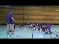 Physical Education, Teaching Balls Skills and Fitness - YouTube