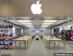 Apple Retail Store  #applestorearchitectureretail Pinned by www.modlar.com