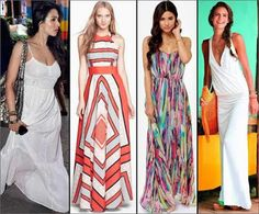 Women's Maxi Dress: Combination of Ease and Elegance