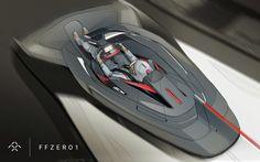 Faraday Future FFZERO1 Concept - Picture Gallery, photo 33/45 - The Car Guide
