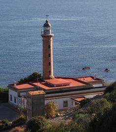 Punta Carnero Light, Algeciras, Western Andalusia, Spain    ..z