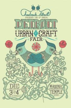 Urban*Craft poster <3