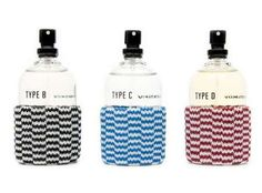 The Henrik Vibskov Fragrance Collection is Based on City Scents #Jewelry trendhunter.com
