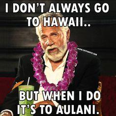 Who loves Aulani?