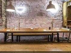 Tarta de almendra - Mis Lutier Licor Baileys, Dining Table, Furniture, Home Decor, Porto, Almonds, Apple Juice, Lemon Sorbet, Cook