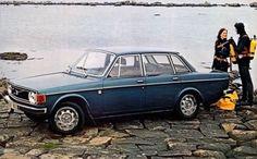 Volvo 144 GL - 1973