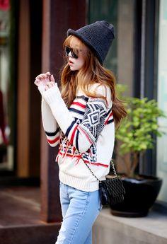 k-fashionista ♥ #streetstyle